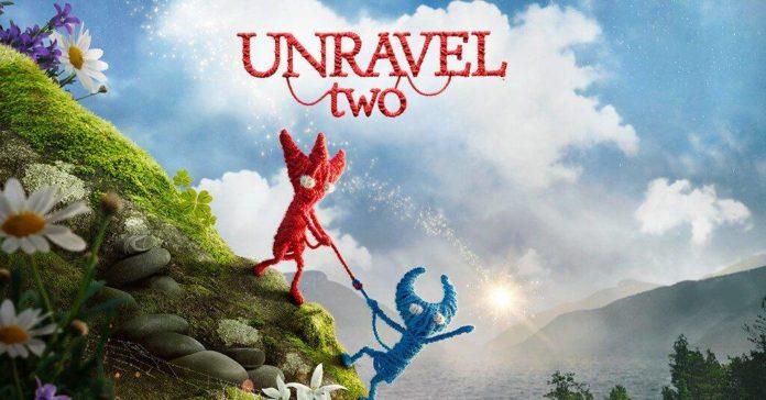 Unravel 2 - Jak grać w dwie osoby?